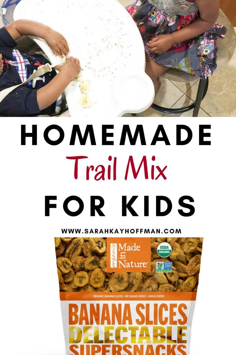 Homemade Trail Mix for Kids sarahkayhoffman.com Made in Nature Gluten Free