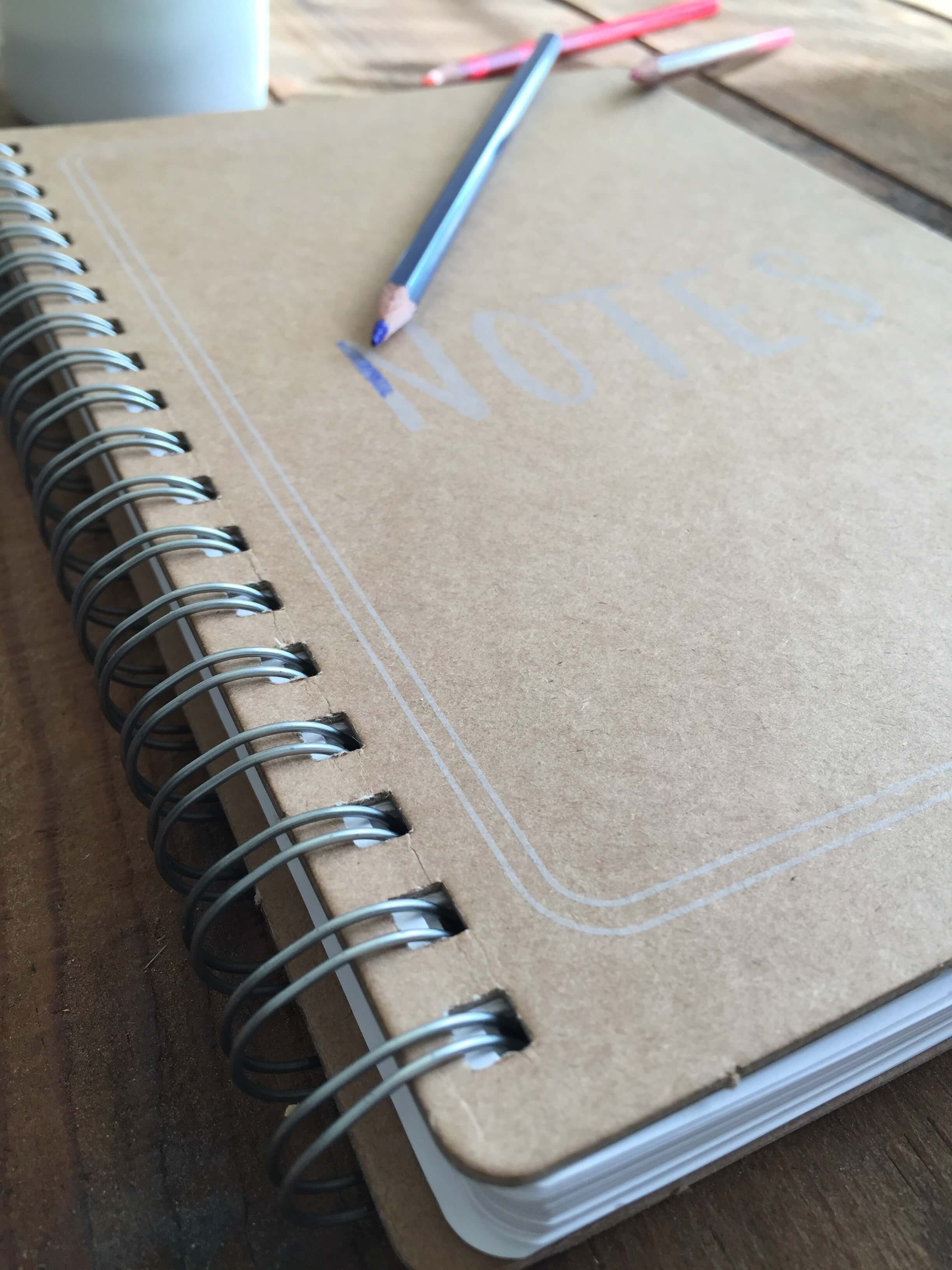 How to Create a Gut Healing Bullet Journal via sarahkayhoffman.com Cover