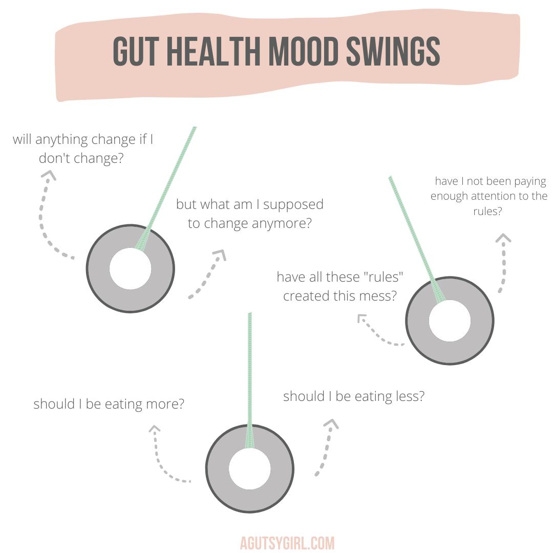 The Emotional Side of Illness agutsygirl.com #guthealth #chronicillness