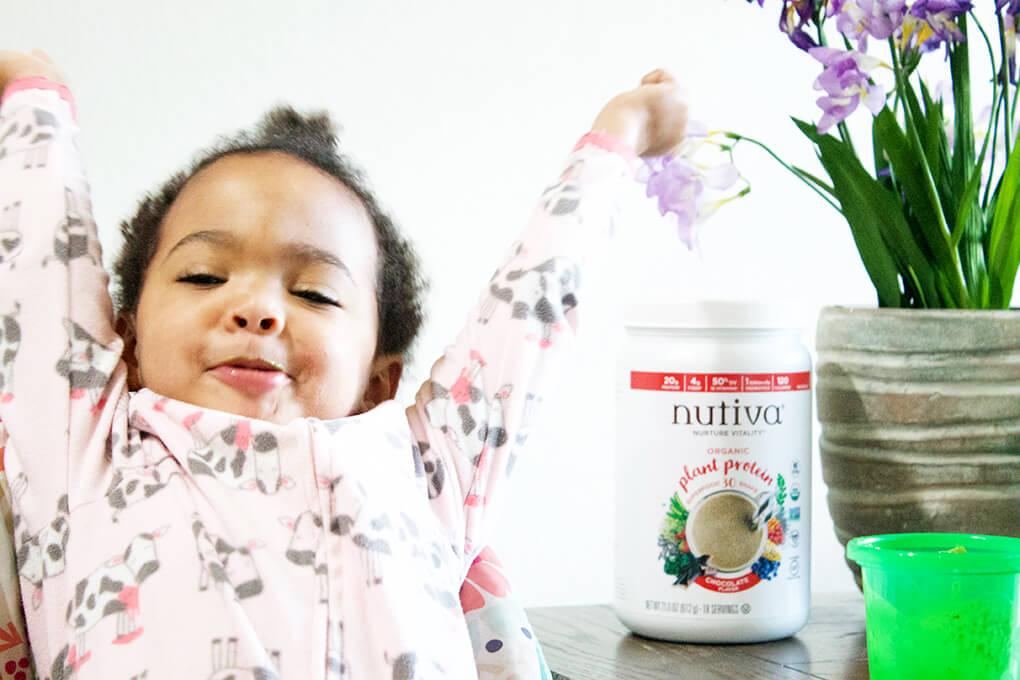 Samarah Nutiva Organic Plant Protein Superfood 30 Hemp History Week sarahkayhoffman.com Homemade Trail Mix for Kids