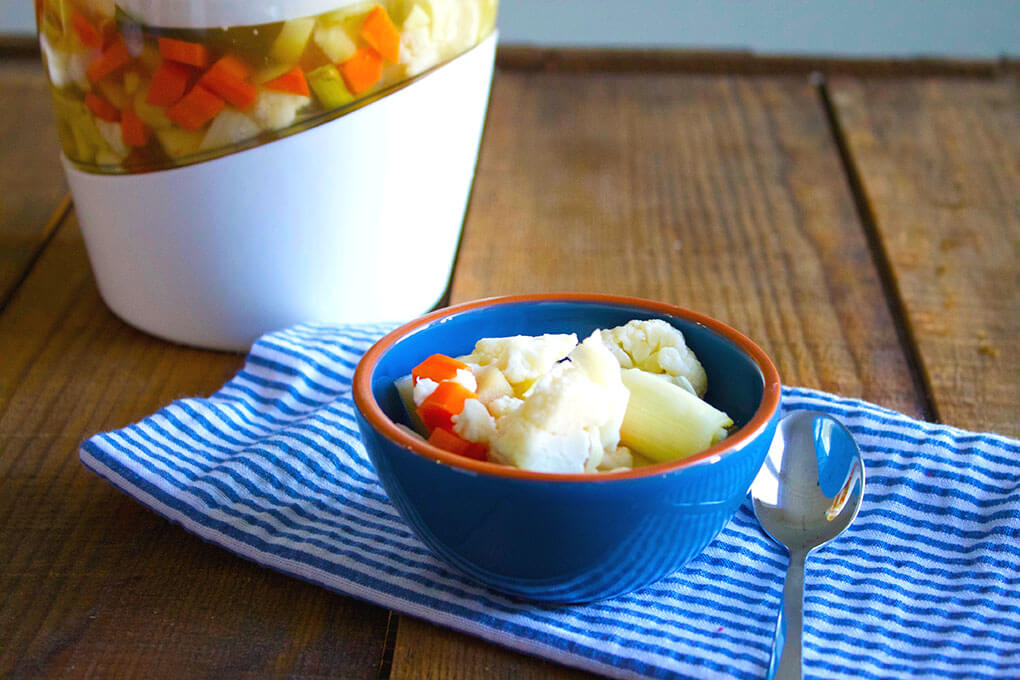 How to Easily Ferment Your Own Vegetables sarahkayhoffman.com Fermentation for Gut Healing