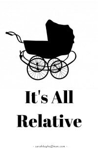 It's All Relative