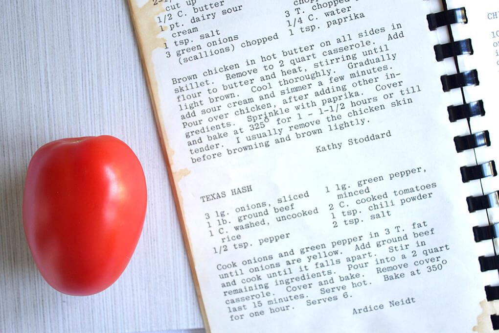 Simple Texas Hash sarahkayhoffman.com Original Recipe