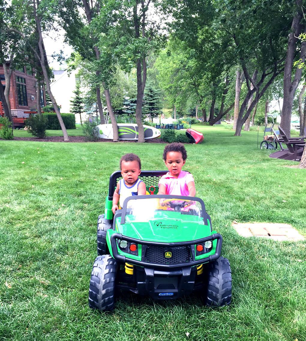 Top 15 Things I Learned While in Minnesota sarahkayhoffman.com Isaiah and Samarah