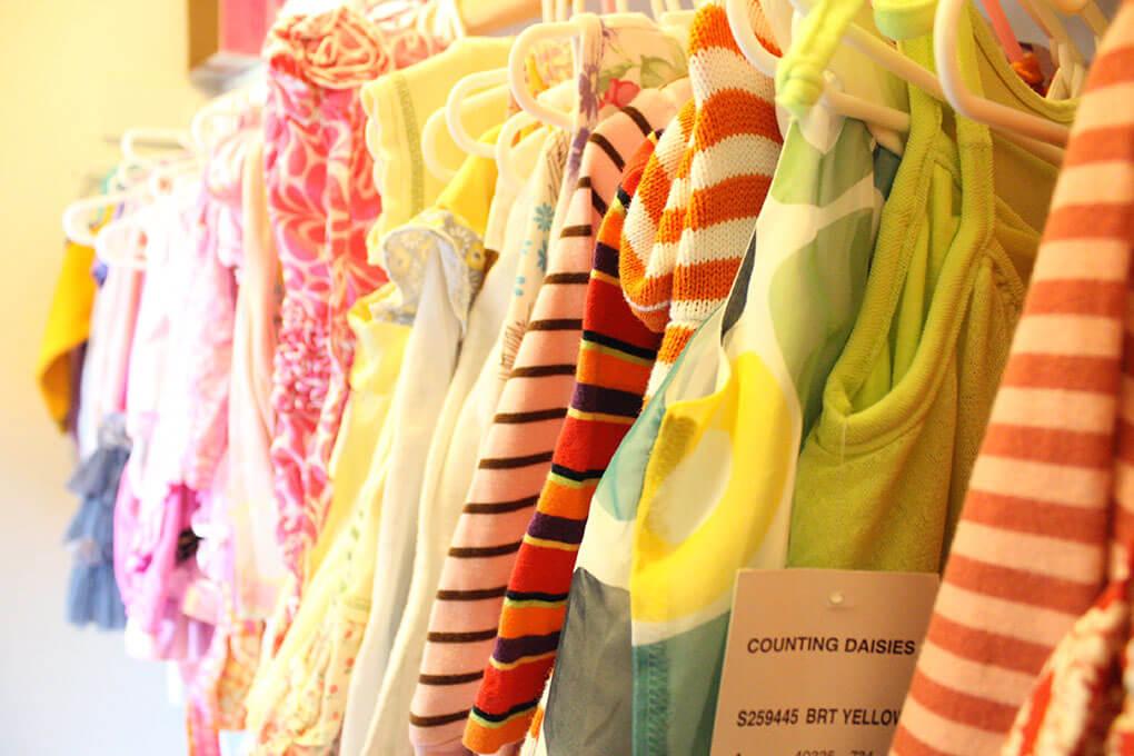 A Simple Toddler Room sarahkayhoffman.com Samarah's Clothes and Closet