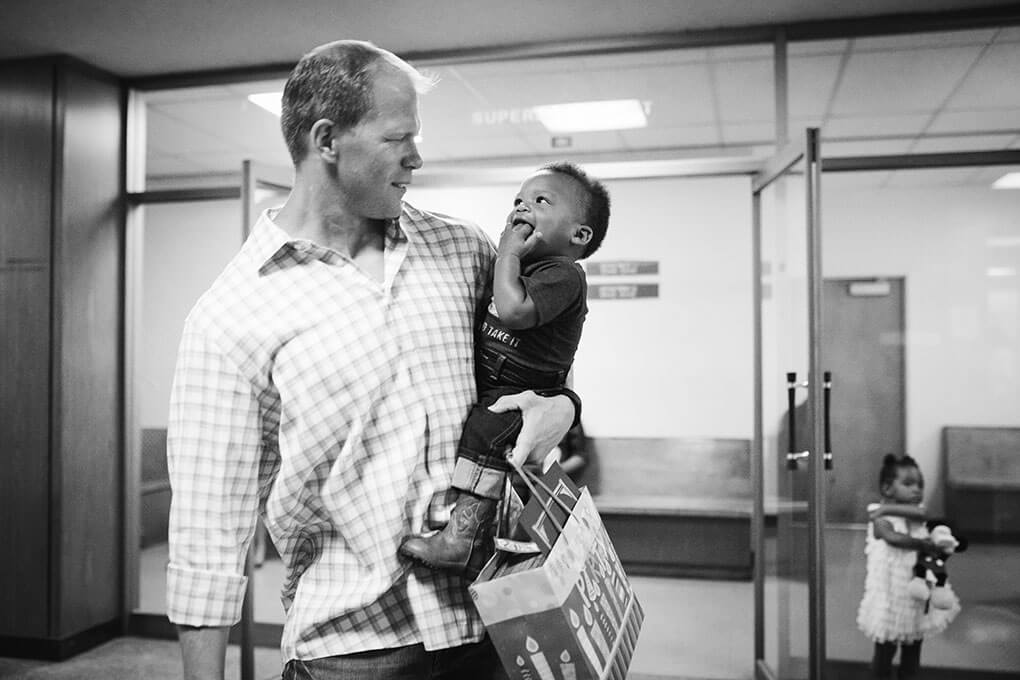 Jockey Adoption Commercial sarahkayhoffman.com Foster Adopt Ryan and Isaiah