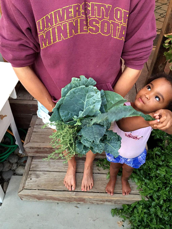 Planter Boxes and Babies sarahkayhoffman.com SKH and Samarah