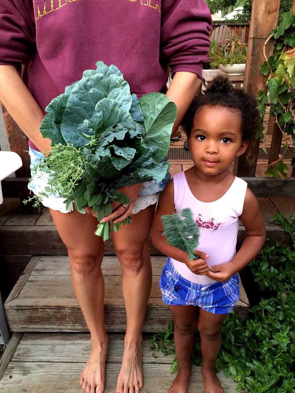 Planter Boxes and Babies sarahkayhoffman.com Samarah and SKH