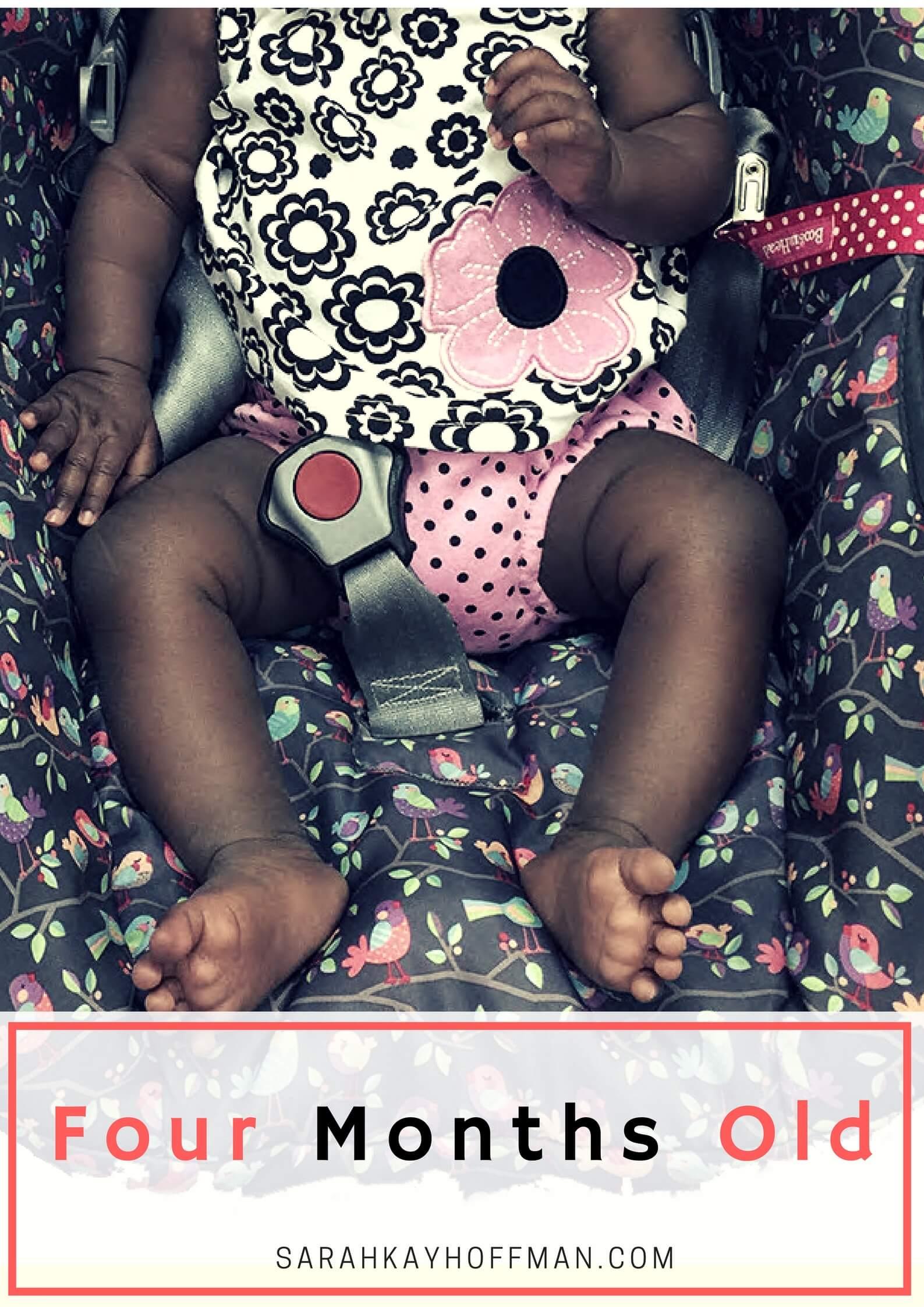 Four Months Old sarahkayhoffman.com Foster Adoption Adopt