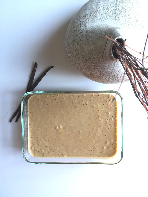 Pumpkin Pie Pudding sarahkayhoffman.com Gut Healing