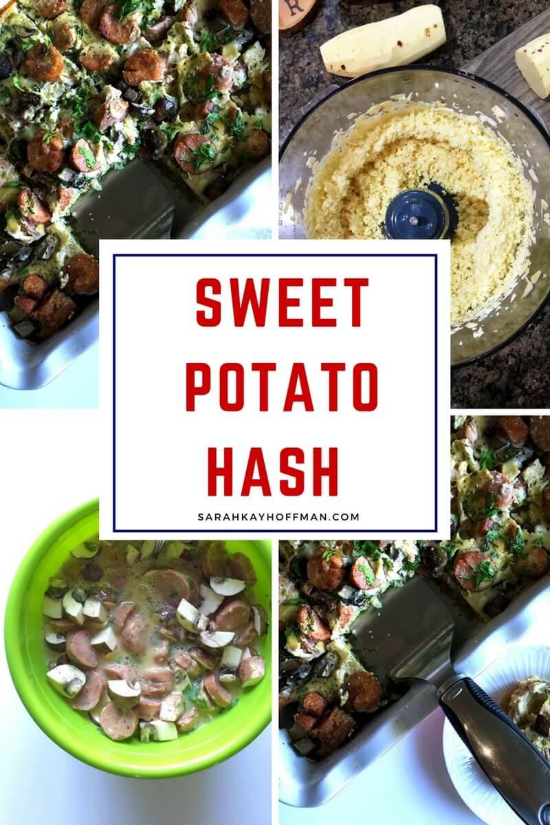 Sweet Potato Hash sarahkayhoffman.com Paleo Gluten Free