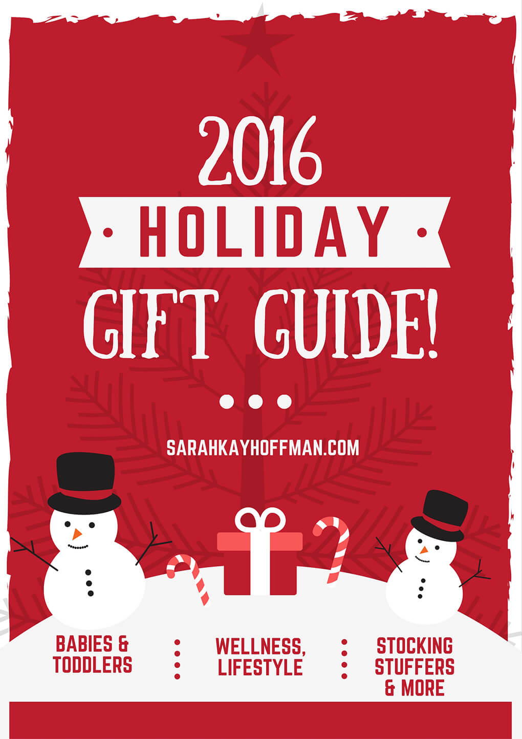 57 Holiday Gift Ideas for Babies and Toddlers sarahkayhoffman.com Holiday Gift Guide 2016