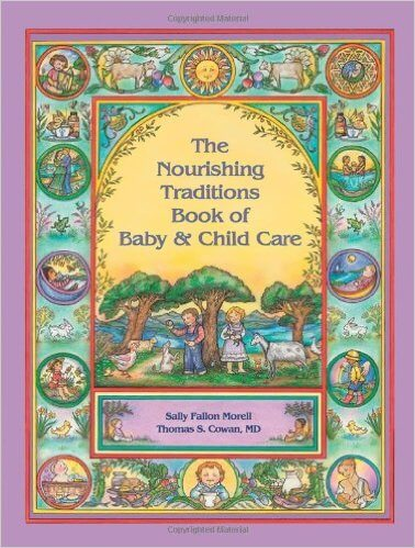 57 Holiday Gift Ideas for Babies and Toddlers sarahkayhoffman.com Nourishing Traditions Book