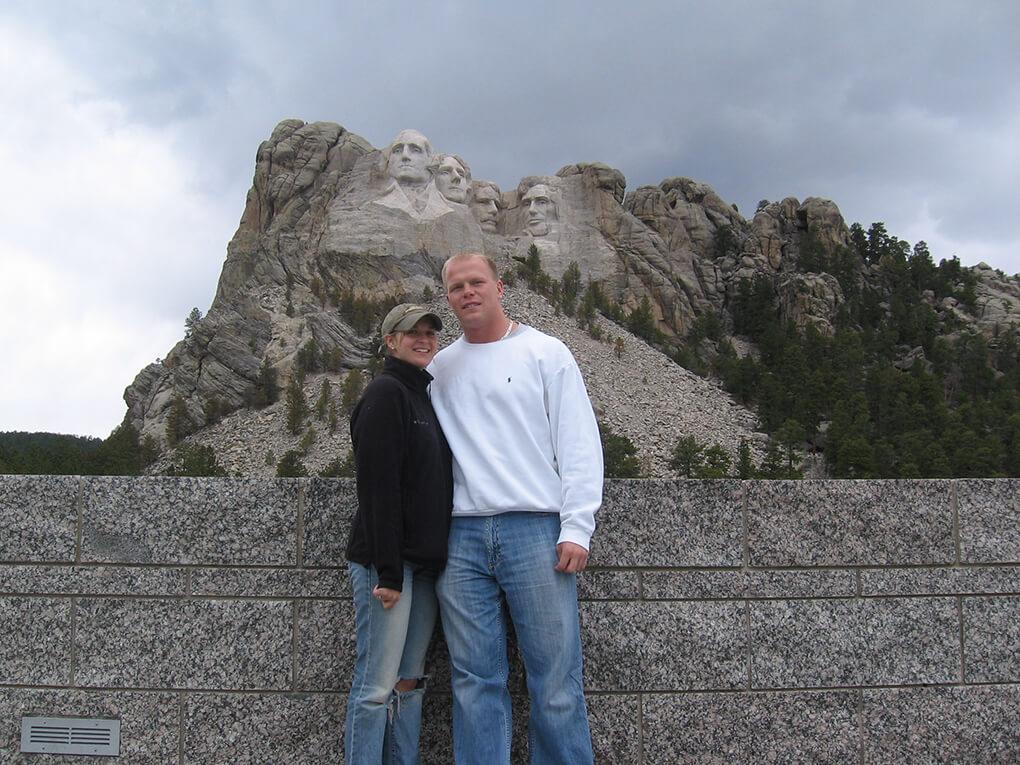 Mendocino County Line sarahkayhoffman.com Mt. Rushmore