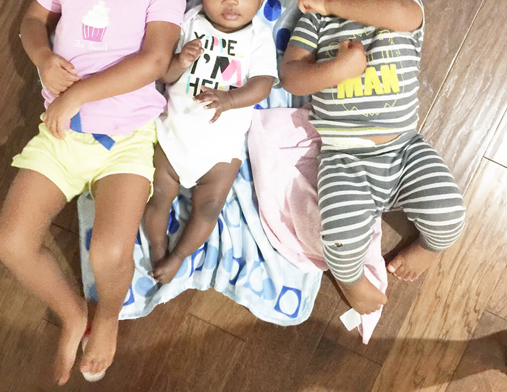 Three Children sarahkayhoffman.com Foster Adoption Adopt