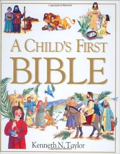 23 Adoption and Faith Holiday Gift Ideas sarahkayhoffman.com The Children's Bible