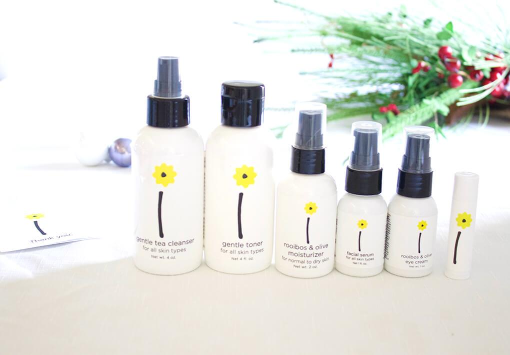 25 Stocking Stuffer Gift Ideas sarahkayhoffman.com Brightside Skincare
