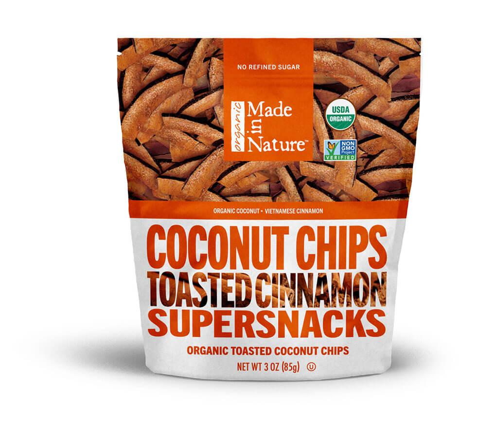 25 Stocking Stuffer Gift Ideas sarahkayhoffman.com Made in Nature Organic Snacks