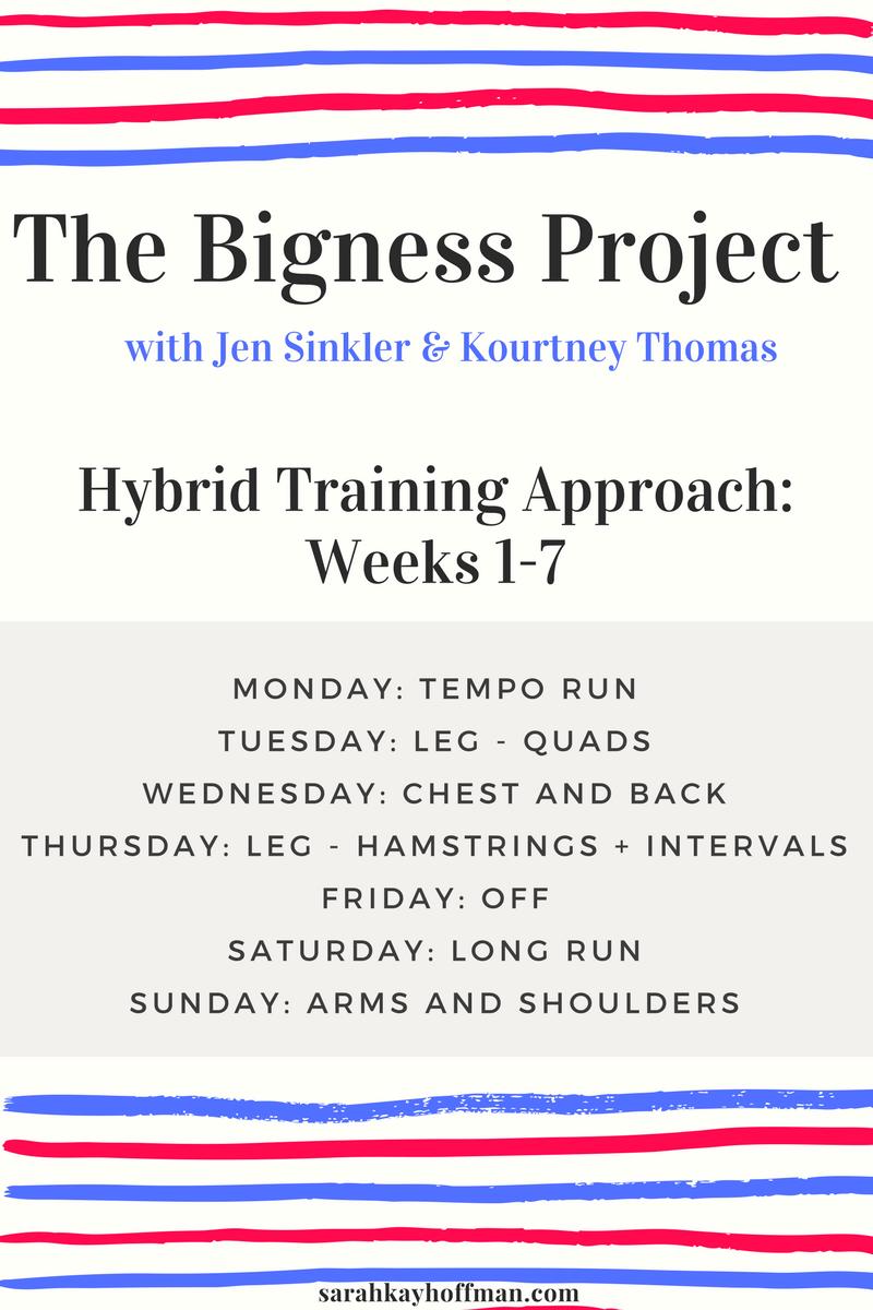 14-Week The Bigness Project sarahkayhoffman.com