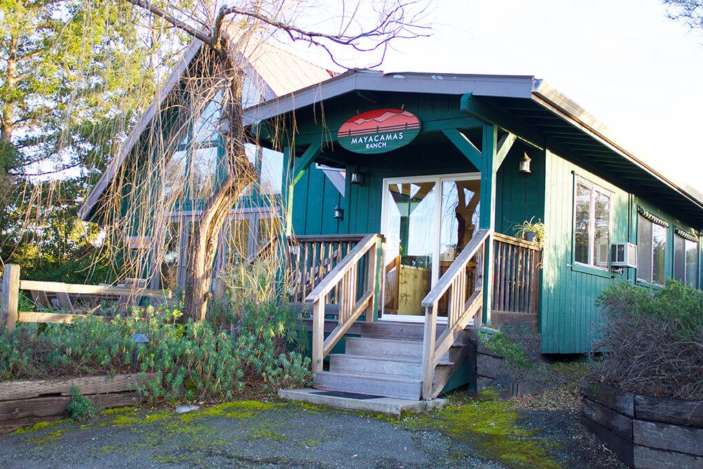 Mayacamas Ranch Retreat sarahkayhoffman.com Calistoga, CA