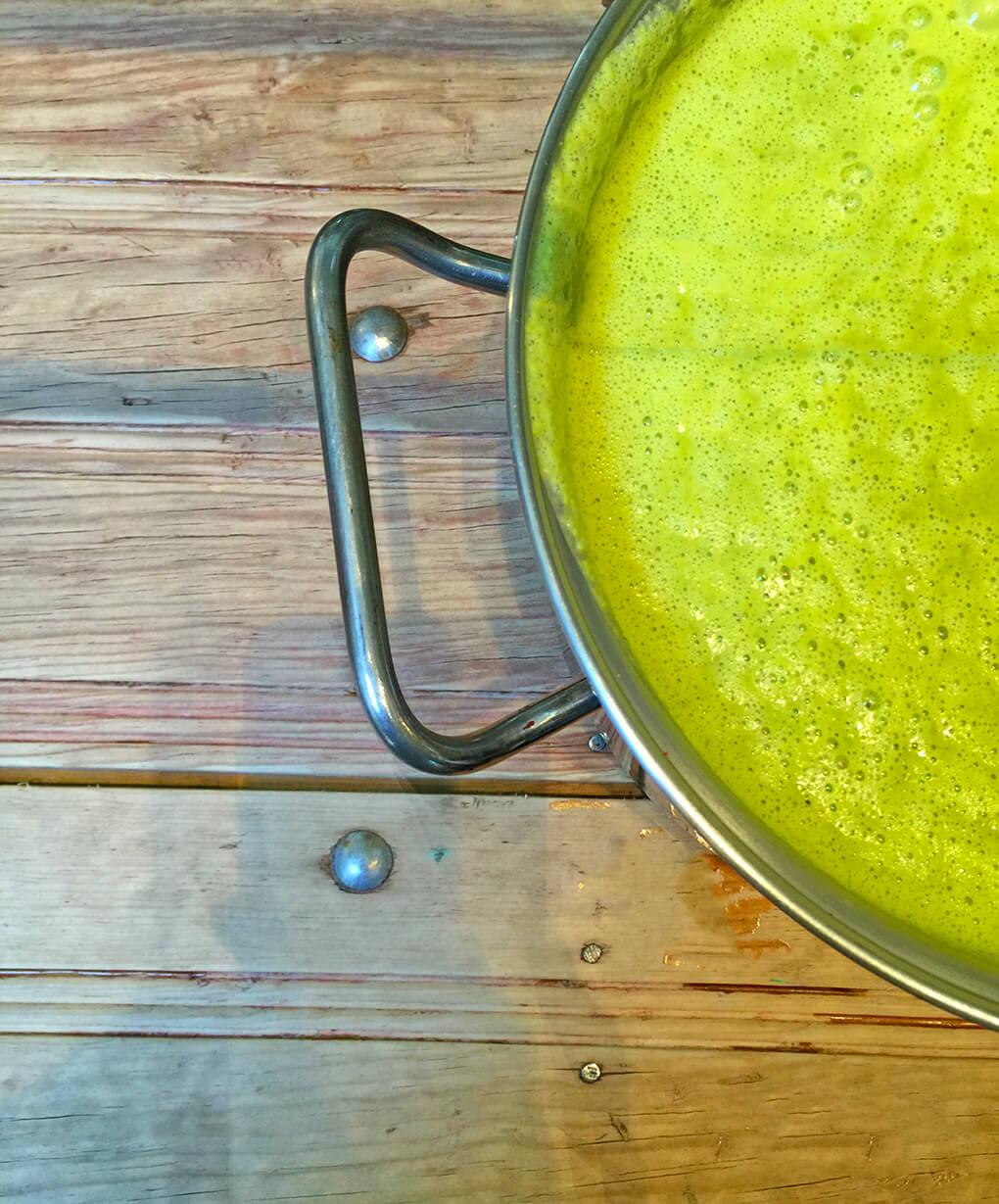 Mayacamas Ranch Retreat sarahkayhoffman.com Paleo Broccoli Soup