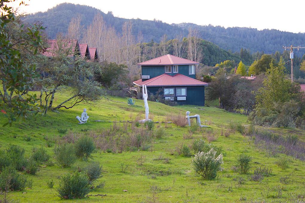 Mayacamas Ranch Retreat sarahkayhoffman.com Views 2017 Top 17 Life Events