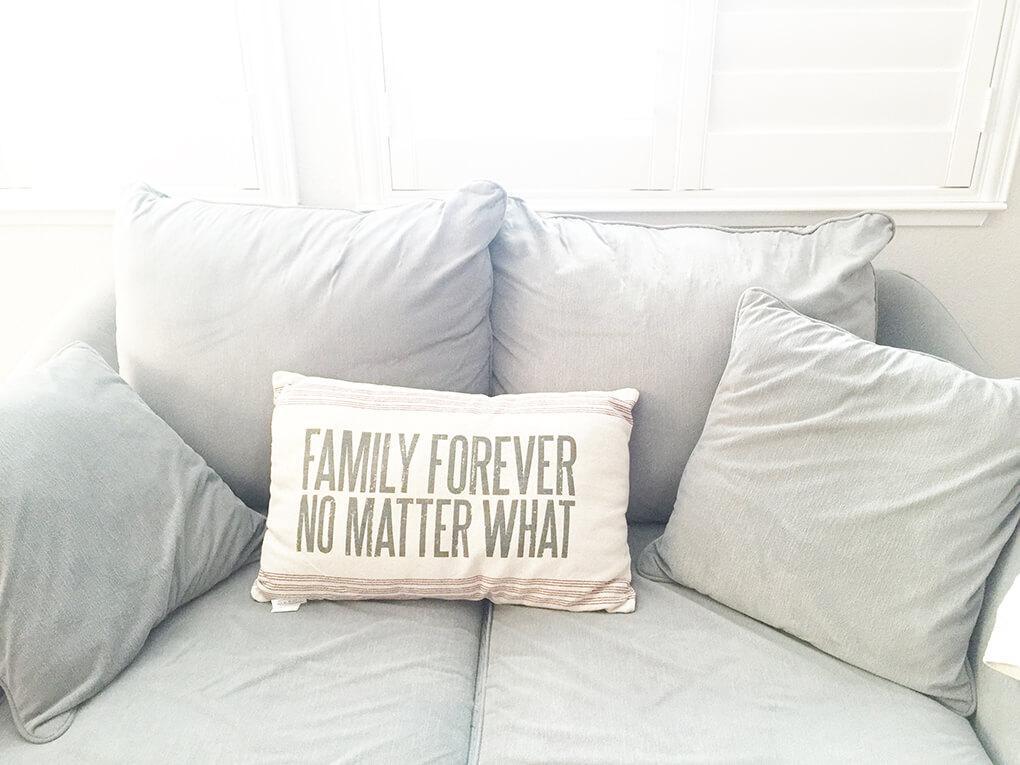 My Hardest Goodbye sarahkayhoffman.com Ceci Family Forever