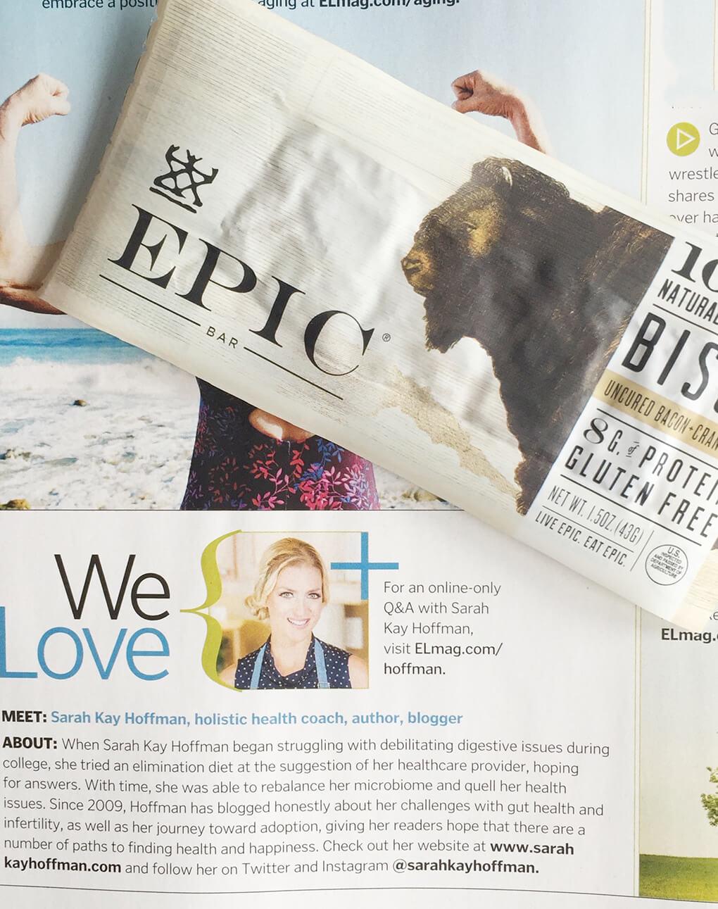 Journey to Healing Experience Life Magazine Sarah Kay Hoffman sarahkayhoffman.com