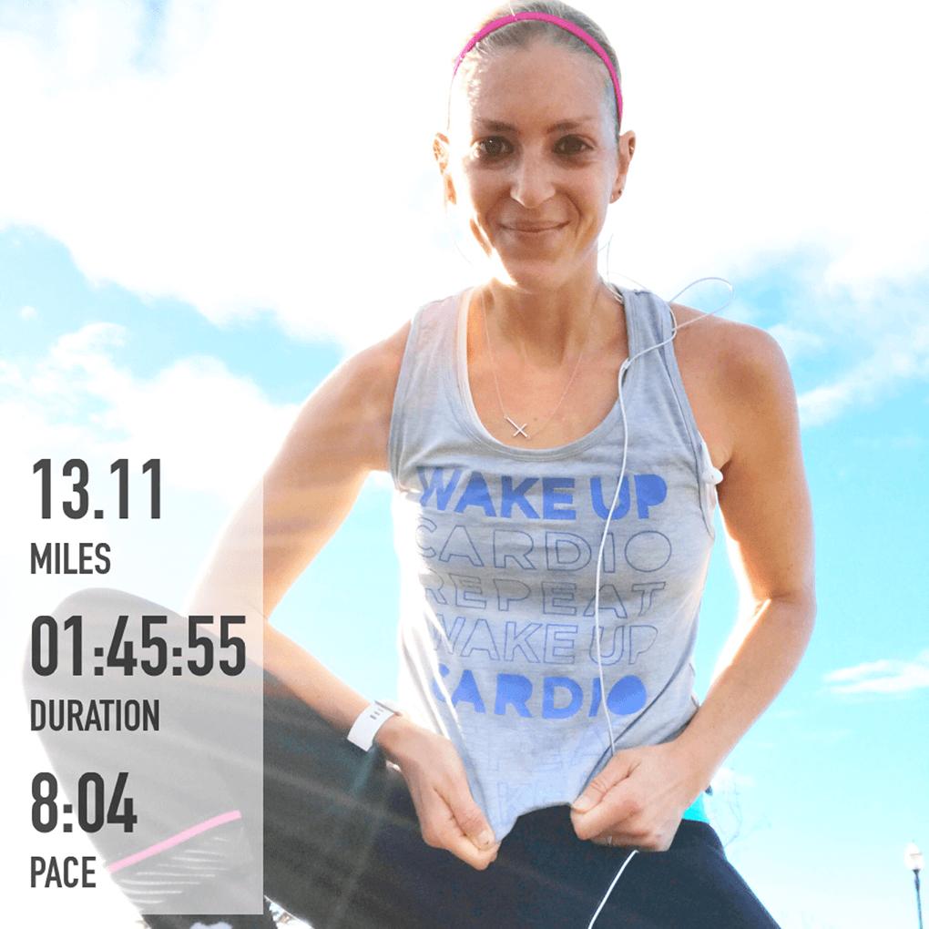 Week 3 Bigness Project sarahkayhoffman.com Half Marathon Training Strength Fitness