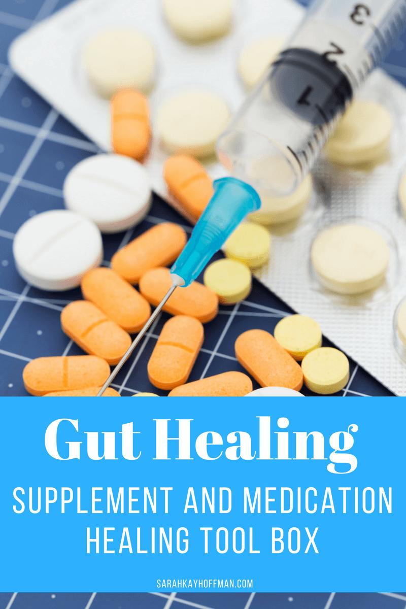 Supplement and Medication Healing Tool Box sarahkayhoffman.com