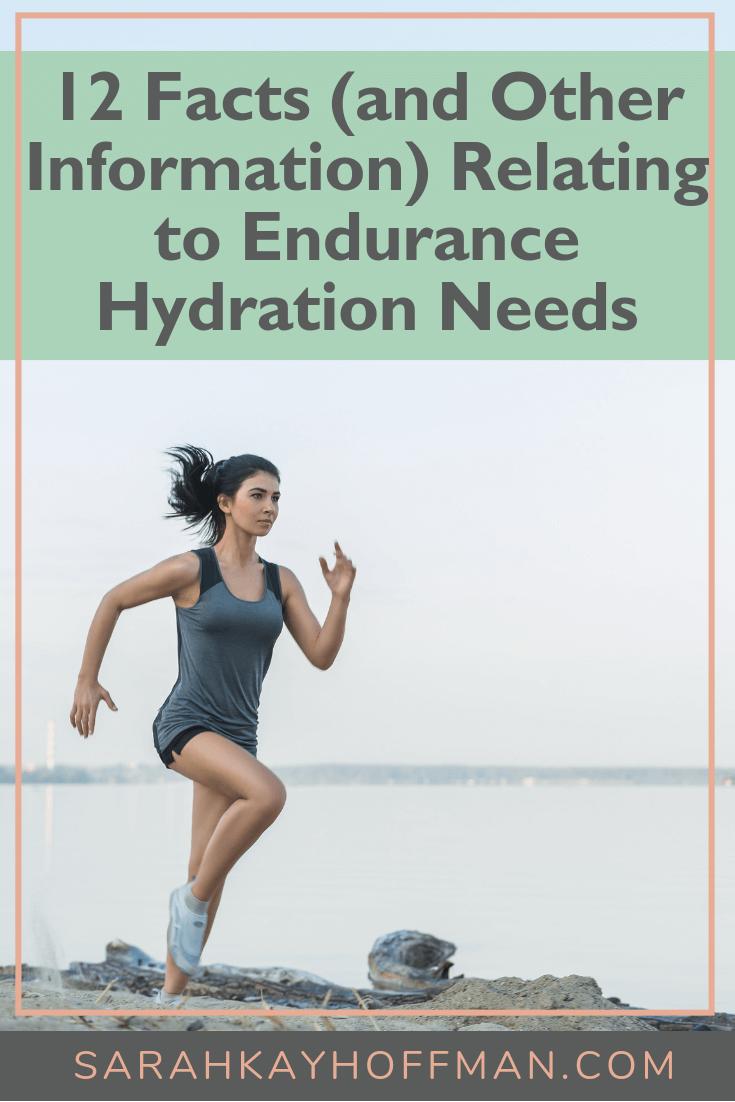5 Gatorade Alternatives www.sarahkayhoffman.com #hydration #healthyliving #runner #fitness 12 Facts Endurance Training