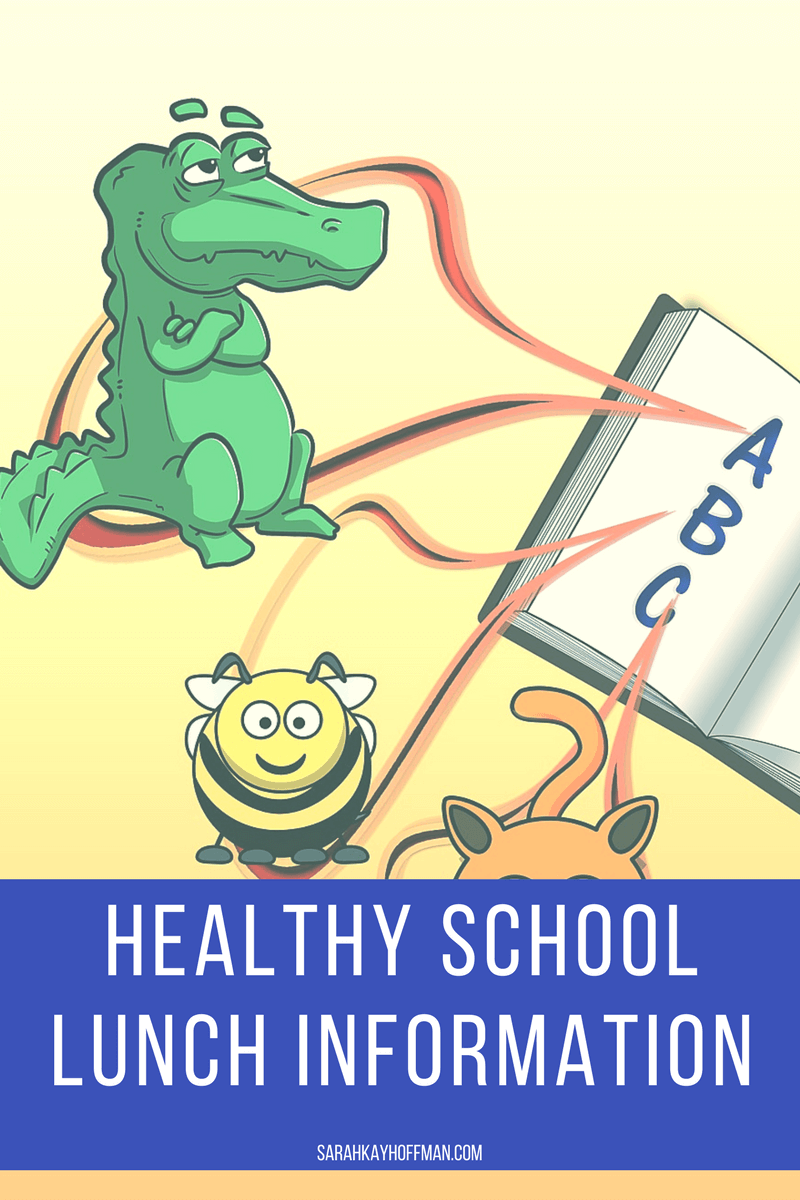 Healthy School Lunch Information sarahkayhoffman.com
