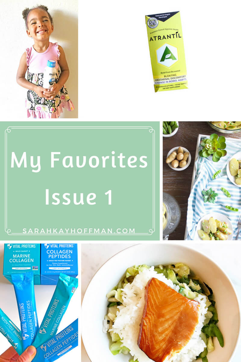 My Favorites Issue 1 sarahkayhoffman.com