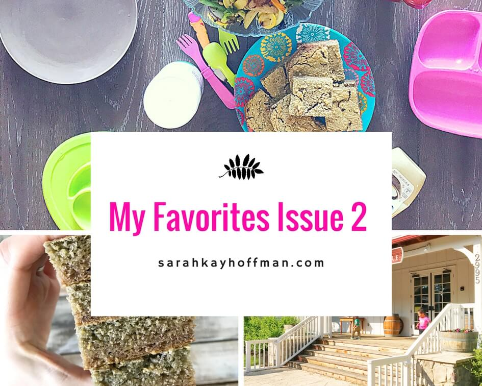 My Favorites Issue 2 sarahkayhoffman.com