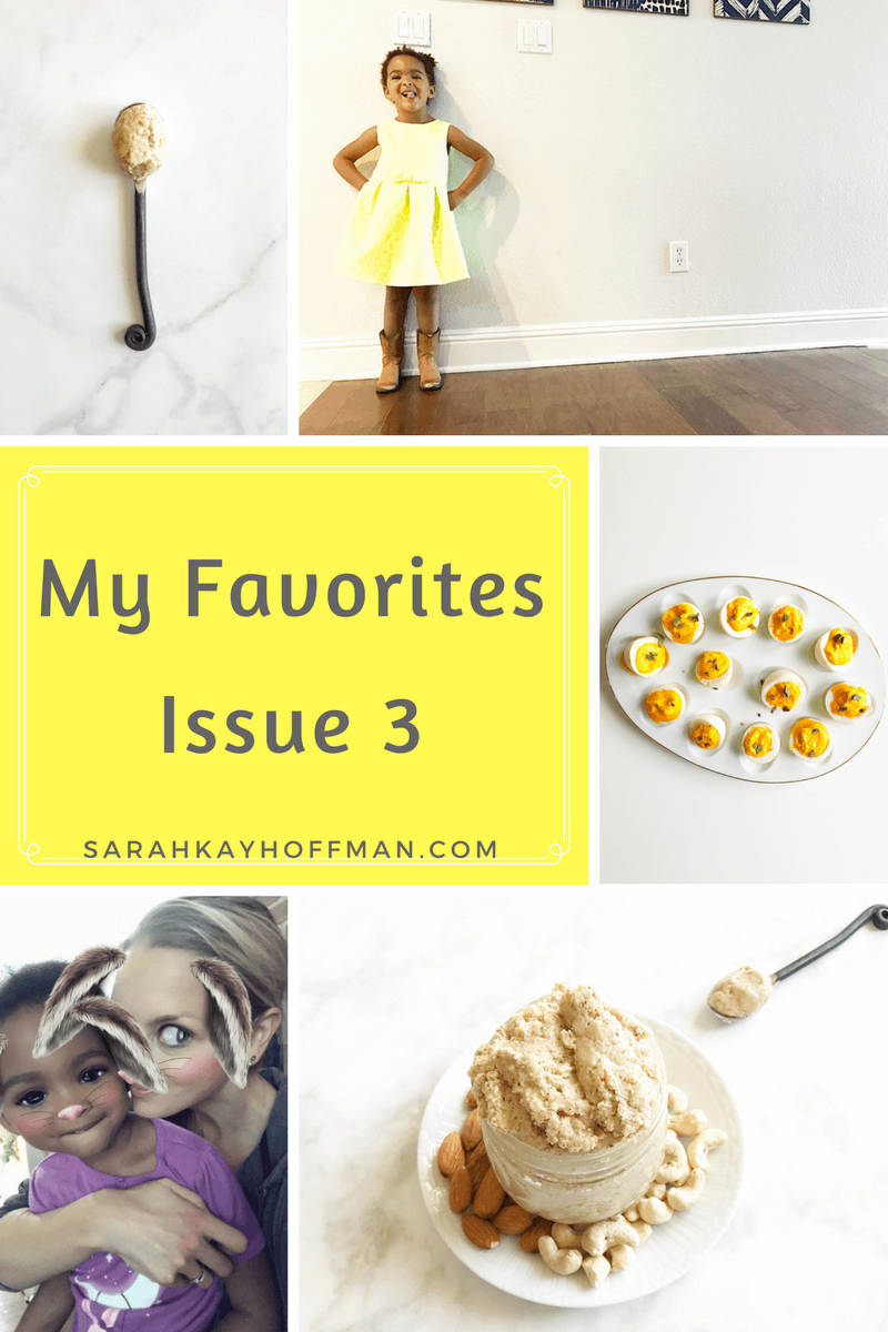 My Favorites Issue 3 sarahkayhoffman.com