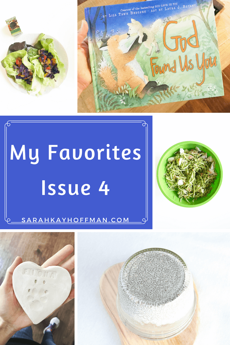 My Favorites Issue 4 sarahkayhoffman.com