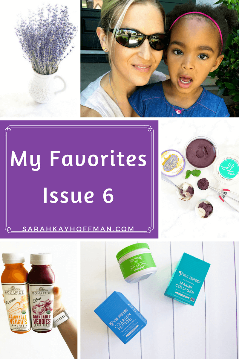 My Favorites Issue 6 sarahkayhoffman.com