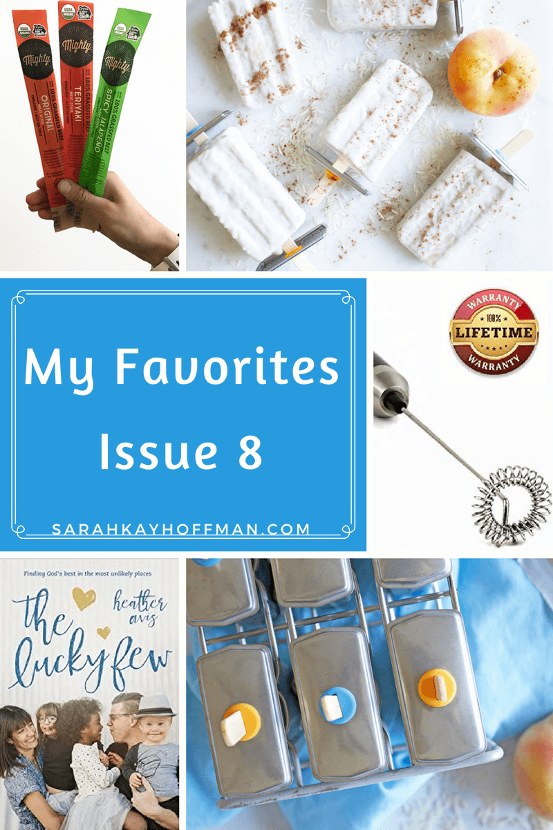 My Favorites Issue 8 sarahkayhoffman.com