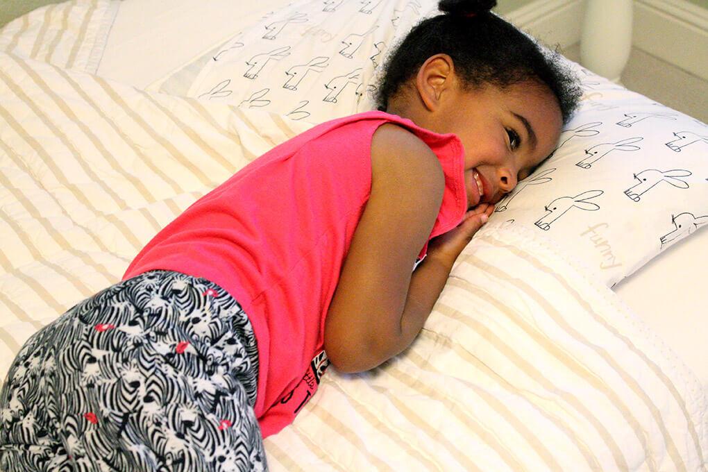 Pajama Rama Jamas sarahkayhoffman.com National Foster Care Month Pajama Drive Samarah