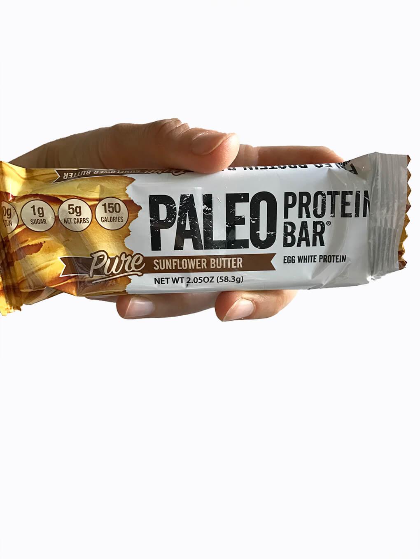 Top 5 Paleo Bars sarahkayhoffman.com Paleo Bar
