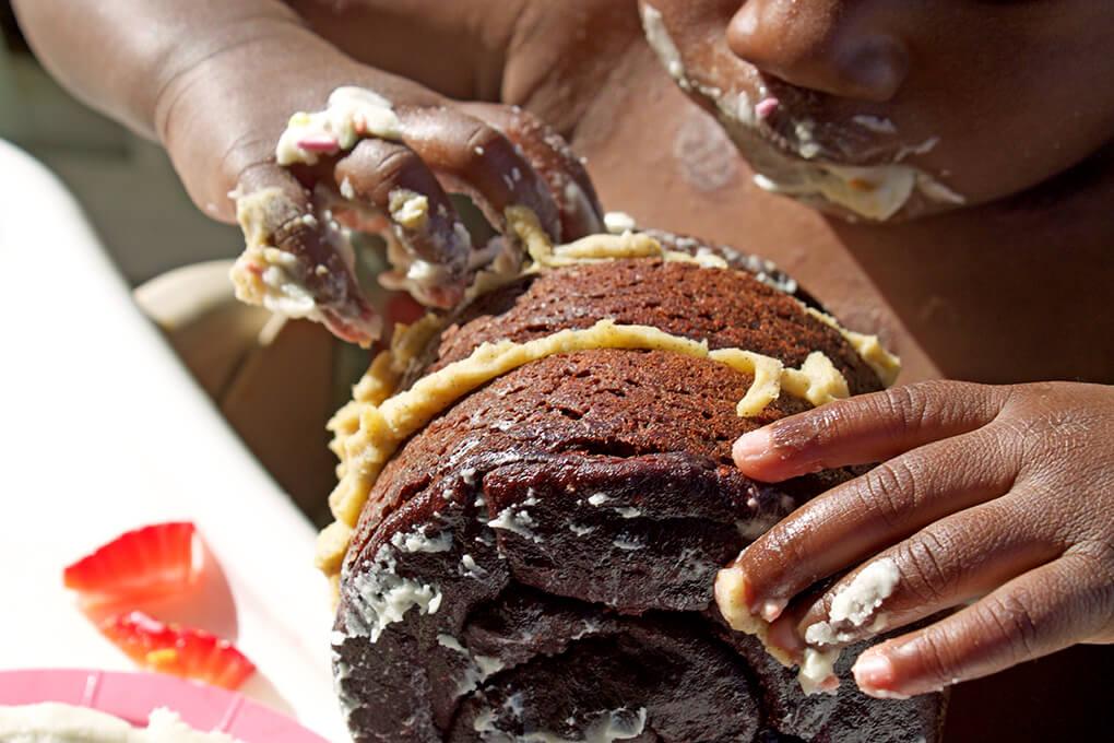 You Are One, Amiya sarahkayhoffman.com Cake Smash