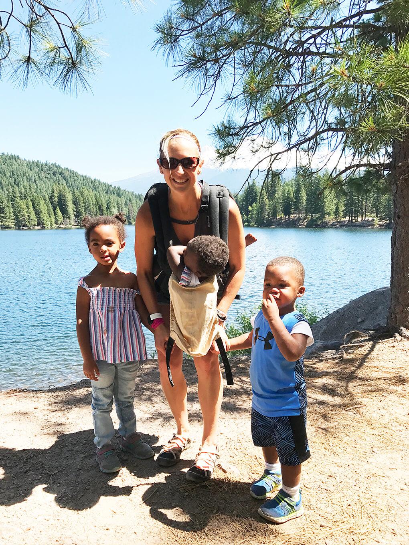 We Can Never Get These Moments Back sarahkayhoffman.com SKH, Amiya, Samarah, Isaiah Shasta