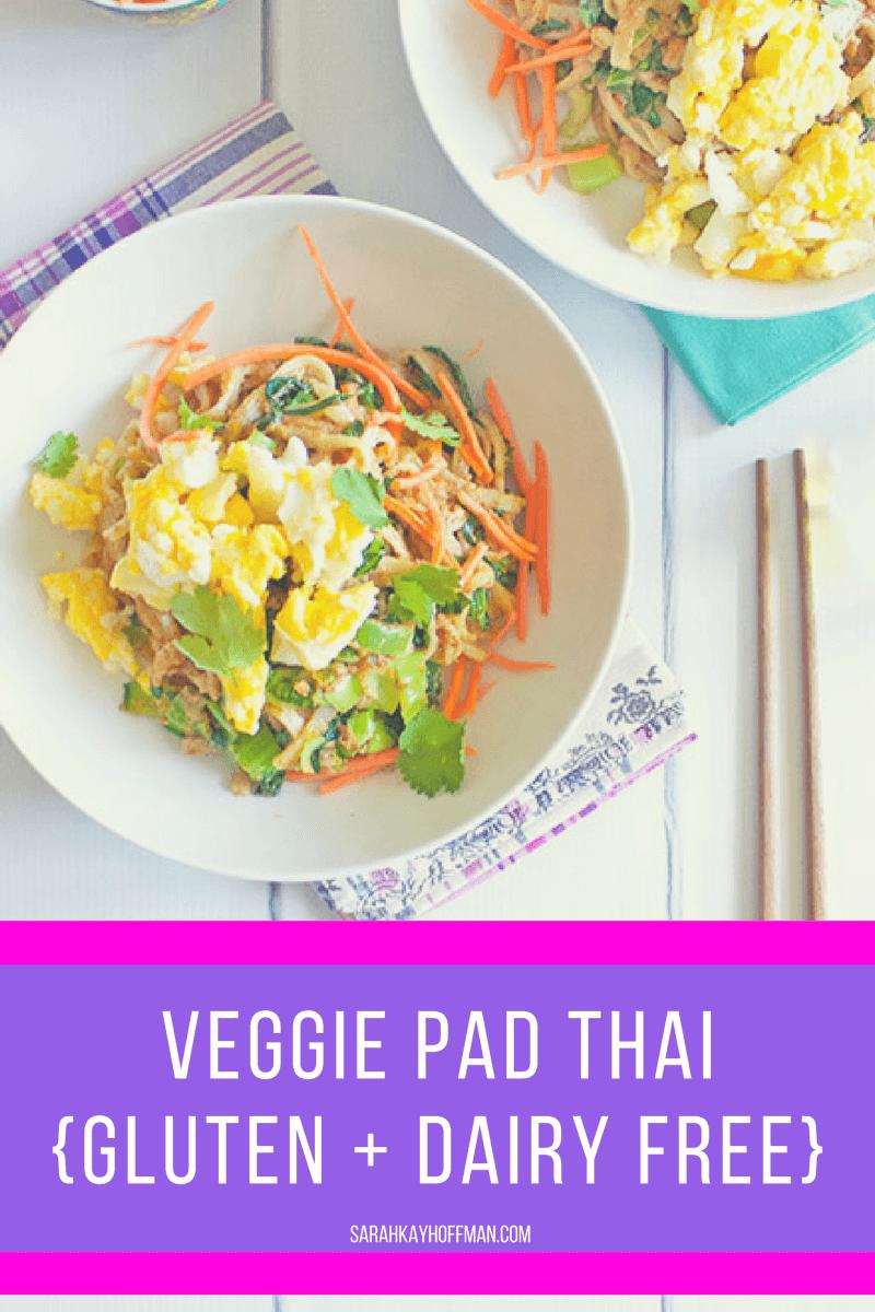 Veggie Pad Thai sarahkayhoffman.com