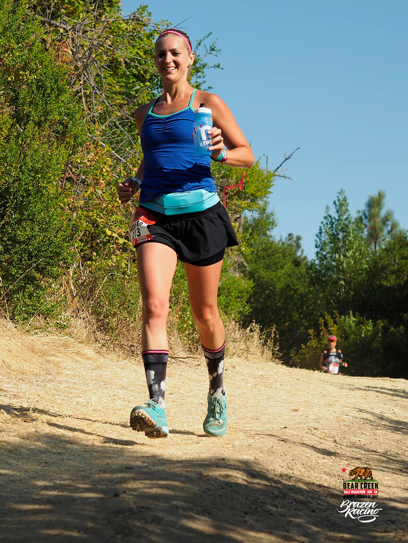 Brazen Trail Racing sarahkayhoffman.com Bear Creek Trail Running Sarah Kay Hoffman The Rules of Running #run #running #trailrunning