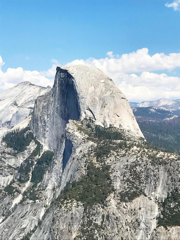 Hiking Yosemite sarahkayhoffman.com Half Dome