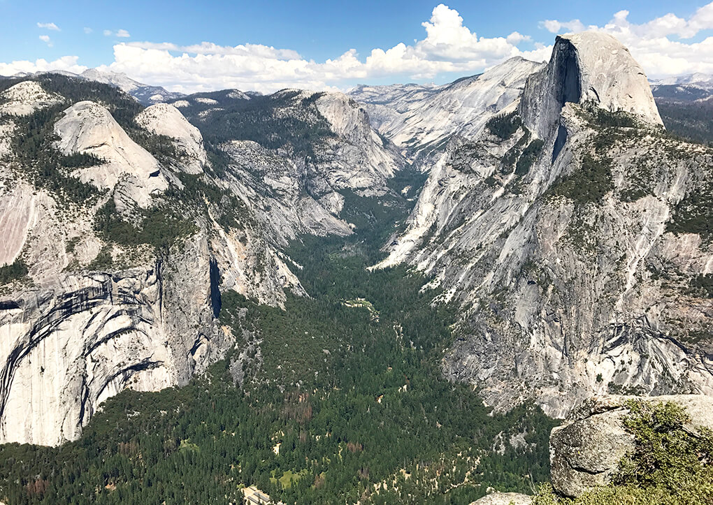 Top 5 Reasons to go to Yosemite National Park sarahkayhoffman.com Stunning views