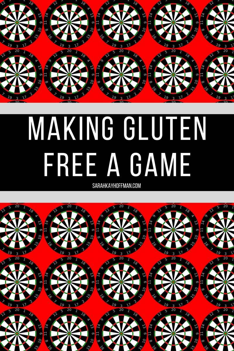 Making Gluten Free a Game sarahkayhoffman.com