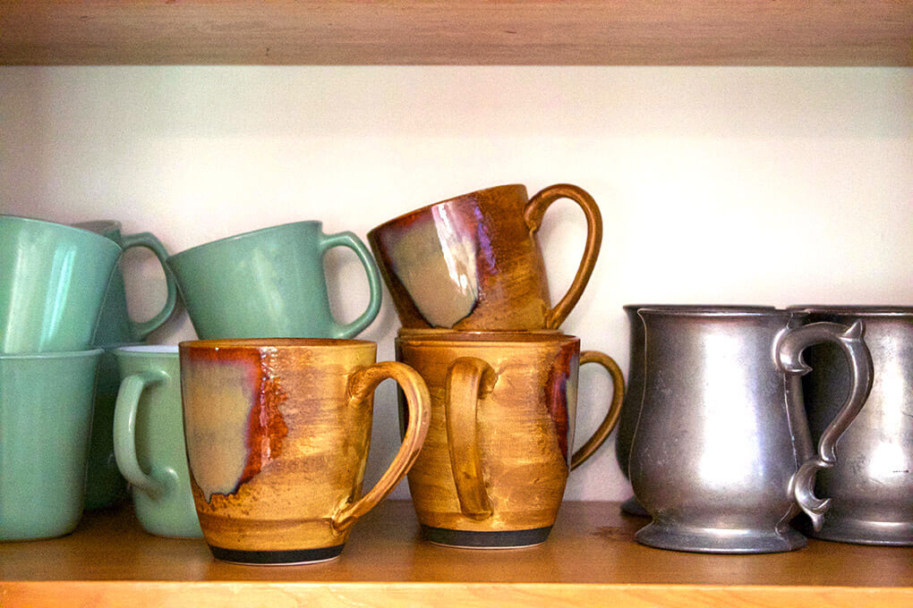 More is Not Better sarahkayhoffman.com Coffee Mugs Rustic