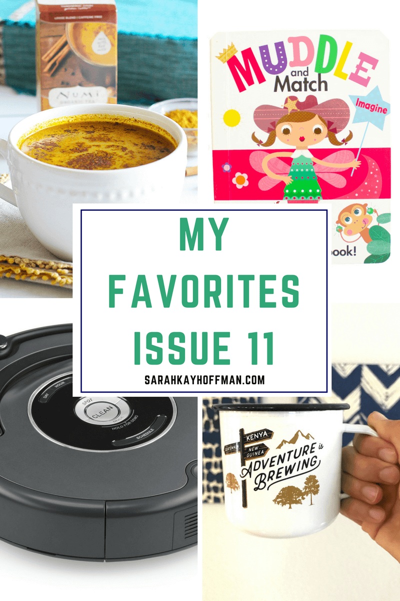 My Favorites Issue 11 sarahkayhoffman.com