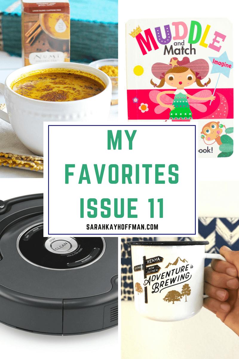 My Favorites Issue 11 sarahkayhoffman.com